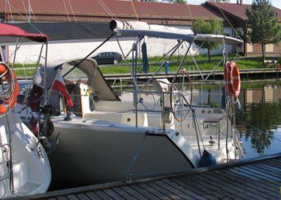 Cobra 33 port gospodarstwa rybackiego
