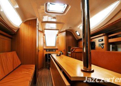 stół jachtu Maxus 33