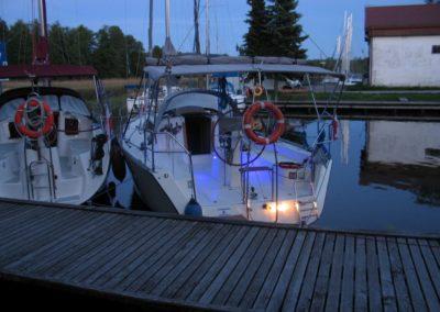 rufa jachtu Cobra 33