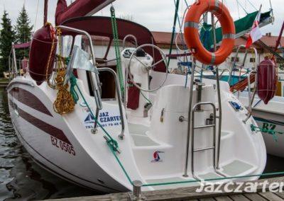jacht żaglowy Victoria tes 32