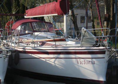 jacht victoria jazczarter