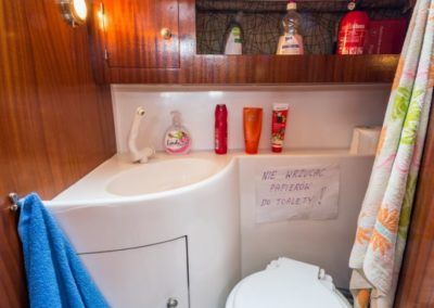 toaleta morska antila 27 czarter