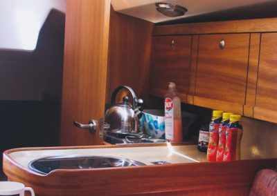 kambuz jacht cobra 33 sagitta
