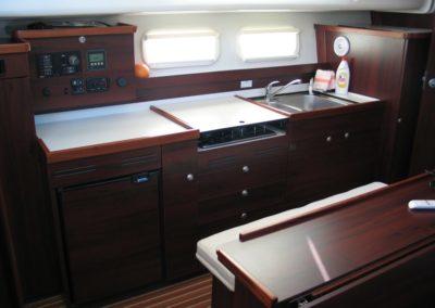 kambuz jachtu motorowego