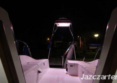 kokpit jacht nubian 24