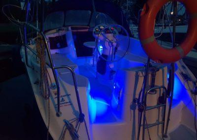 tes 32 oświetlenie led