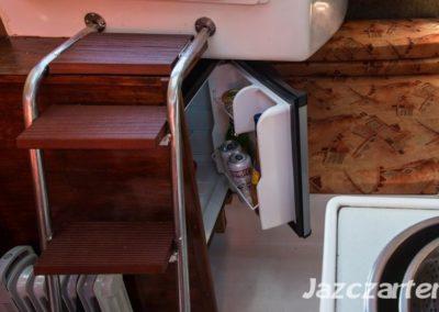 lodówka jacht Fortuna 27