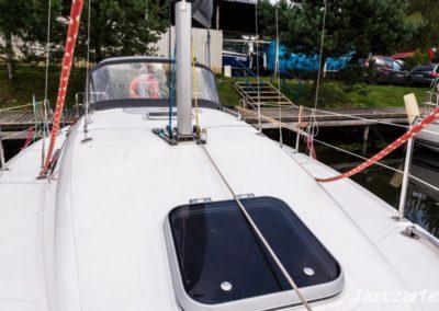 pokład Antila 27