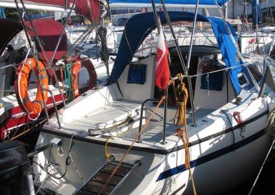 rufa jachtu pegaz 37 kluseczka