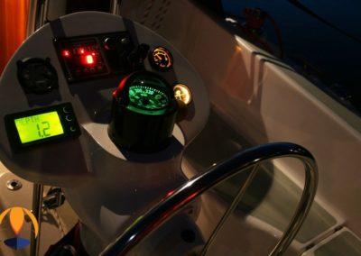 sterówka jacht vipozuna tes 32 dreamer