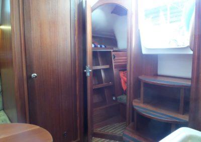kabina jacht laguna 30