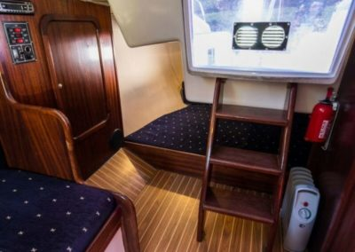 zejściówka jacht phobos 24