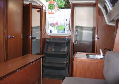kabina rufowa phila 900