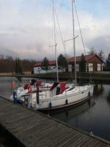 Przygotowanie jachtów do sezonu 11