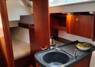 Antila 27 3 kabiny