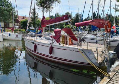 czarter jachtu Phila 880