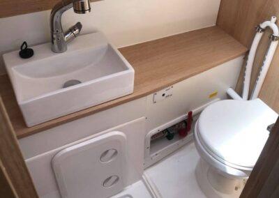 toaleta jacht Antila 33